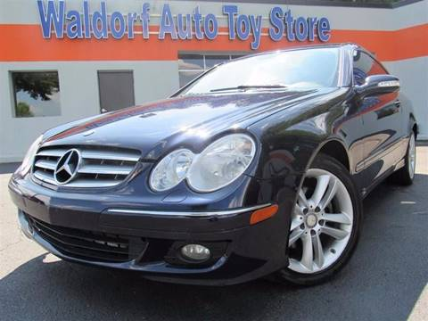 2008 Mercedes-Benz CLK for sale in Waldorf, MD