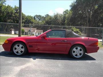 1994 Mercedes-Benz SL-Class for sale in Brunswick, GA