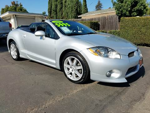 2007 Mitsubishi Eclipse Spyder for sale in Escondido, CA