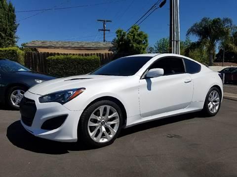 2013 Hyundai Genesis Coupe for sale in Escondido, CA