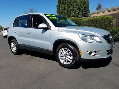 2011 Volkswagen Tiguan for sale in Escondido, CA