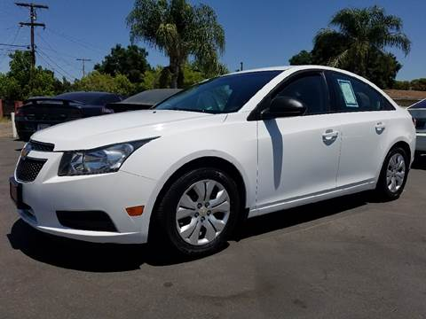 2013 Chevrolet Cruze for sale in Escondido, CA