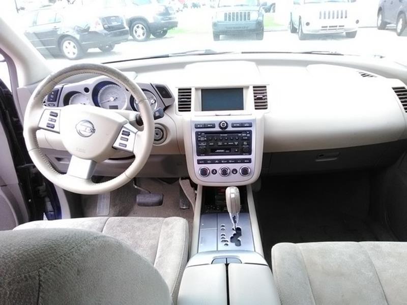2006 Nissan Murano AWD SL 4dr SUV - Clinton Township MI