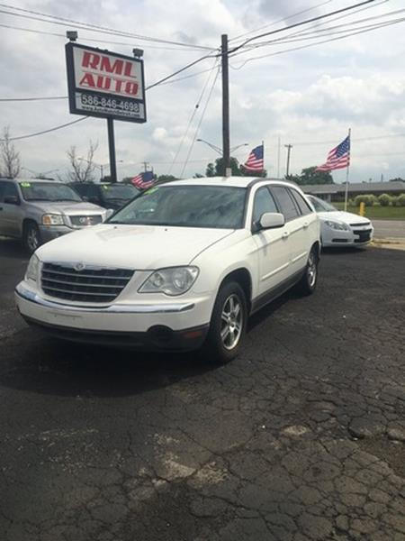 2007 Chrysler Pacifica Touring 4dr Crossover - Clinton Township MI