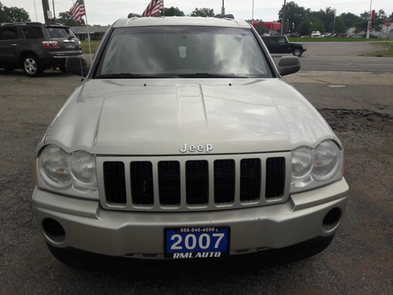 2007 Jeep Grand Cherokee Laredo 4dr SUV 4WD - Clinton Township MI