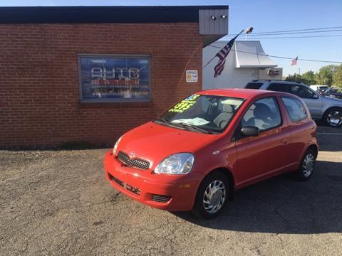 2005 Toyota ECHO for sale in Clinton Township, MI