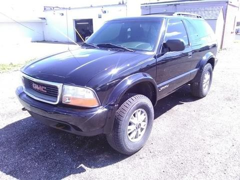 2003 GMC Jimmy