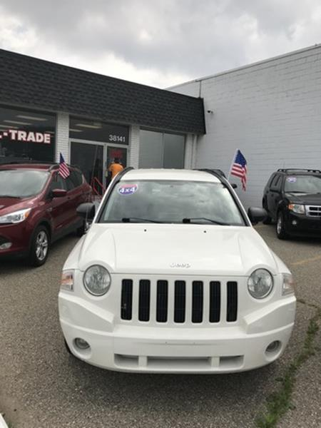 2008 Jeep Compass For Sale At AUTO MATCH LLC In Clinton Township MI