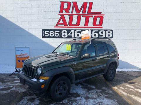 2007 Jeep Liberty for sale in Clinton Township, MI