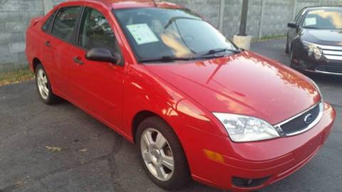 2006 Ford Focus for sale in Mount Clemens, MI