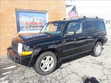 2006 Jeep Commander for sale in Clinton Township, MI