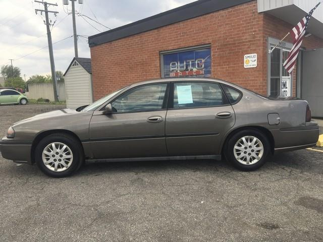 2003 Chevrolet Impala 4dr Sedan - Clinton Township MI