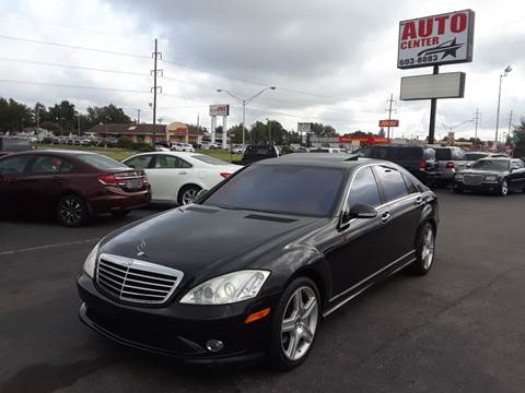 Mercedes benz s class for sale in oklahoma city ok for Mercedes benz of oklahoma