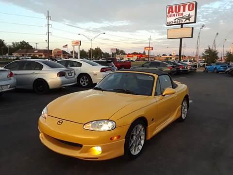 2002 Mazda MX-5 Miata for sale in Oklahoma City, OK