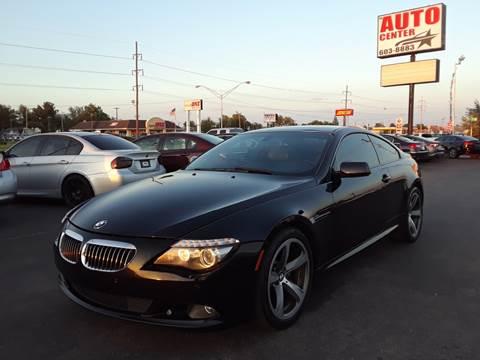 2009 BMW 6 Series for sale in Oklahoma City, OK
