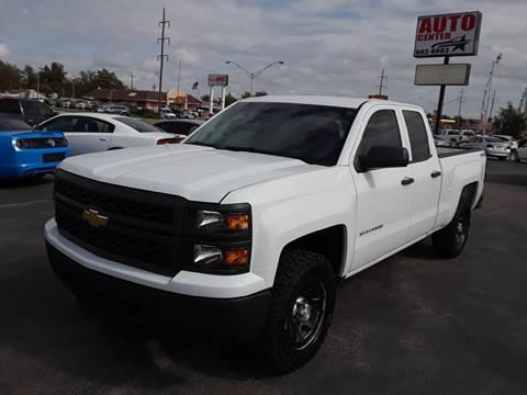 2014 Chevrolet Silverado 1500 for sale in Oklahoma City, OK