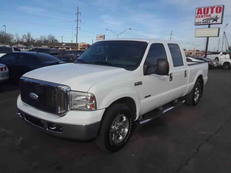 Ford F  Super Duty Lariat Dr Crew Cab Sb Oklahoma City Ok