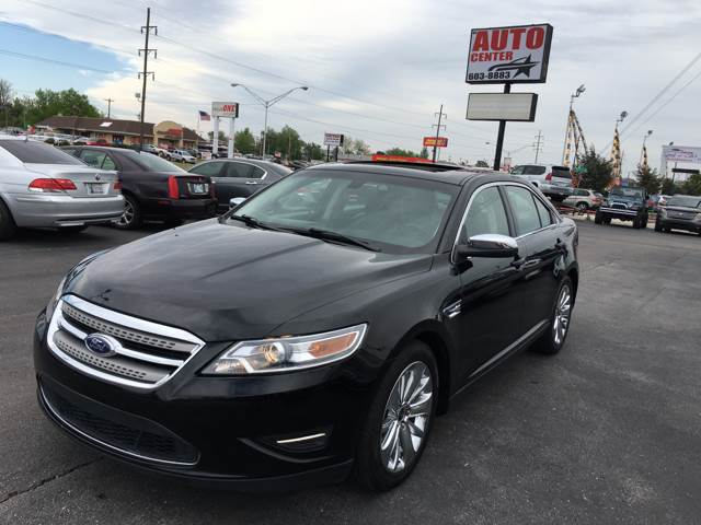 2012 ford taurus type of oil