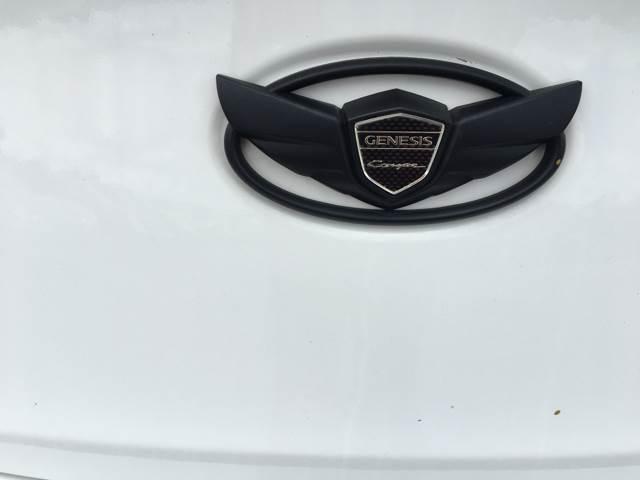 2011 Hyundai Genesis Coupe 20t 2dr Coupe In Oklahoma City Ok Auto