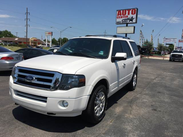 2012 Ford Expedition 4x4 Limited 4dr SUV In Oklahoma City OK - Auto