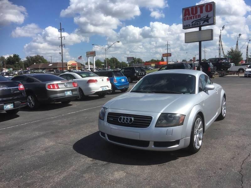 Audi Tt AWD Hp Quattro Dr Hatchback In Oklahoma City OK - 2002 audi tt