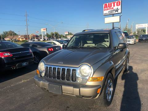 2007 Jeep Liberty for sale in Oklahoma City, OK