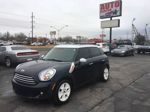 2012 MINI Cooper Countryman for sale in Oklahoma City, OK