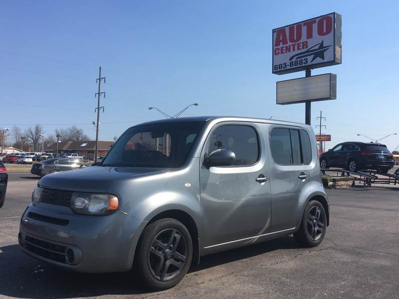 Nissan Dealership Okc >> 2009 Nissan Cube 1 8 S 4dr Wagon Cvt In Oklahoma City Ok