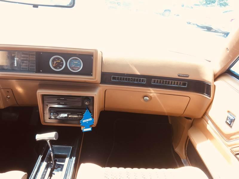 1979 Oldsmobile Cutlass ZZ HURST In Oklahoma City OK - Auto