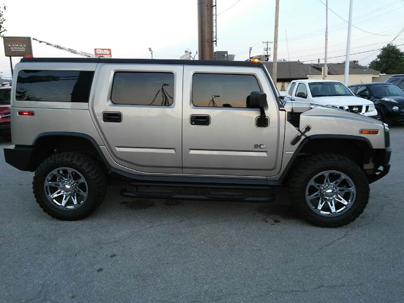 2004 Hummer H2 Lux Series 4wd 4dr Suv In Oklahoma City Ok Auto Center