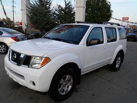 2007 Nissan Pathfinder for sale in Oklahoma City, OK