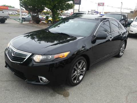 2011 Acura TSX for sale in Oklahoma City, OK