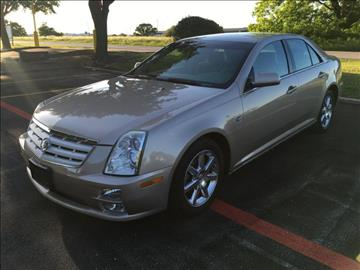 2005 Cadillac STS for sale at Executive Auto Sales DFW in Arlington TX