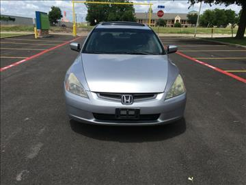 2003 Honda Accord for sale at Executive Auto Sales DFW in Arlington TX