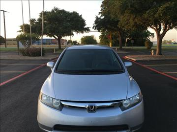 2007 Honda Civic for sale at Executive Auto Sales DFW in Arlington TX