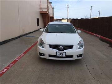 2007 Nissan Maxima for sale at Executive Auto Sales DFW in Arlington TX