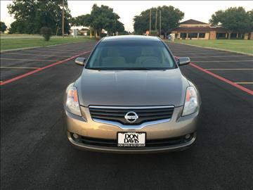 2007 Nissan Altima for sale at Executive Auto Sales DFW in Arlington TX