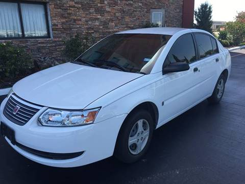 2005 Saturn Ion for sale at Executive Auto Sales DFW in Arlington TX