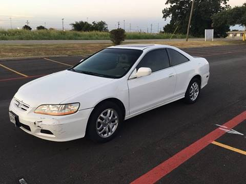 2001 Honda Accord for sale at Executive Auto Sales DFW in Arlington TX