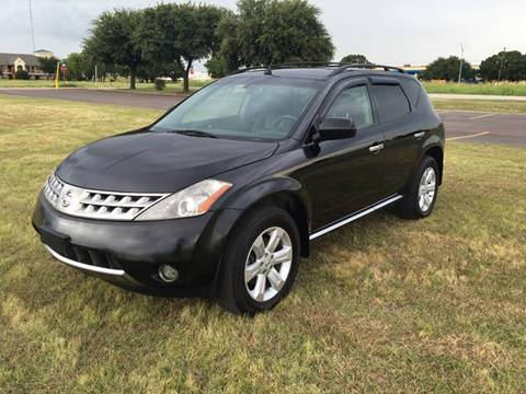 2006 Nissan Murano for sale at Executive Auto Sales DFW in Arlington TX