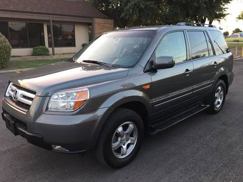 2007 Honda Pilot for sale at Executive Auto Sales DFW in Arlington TX