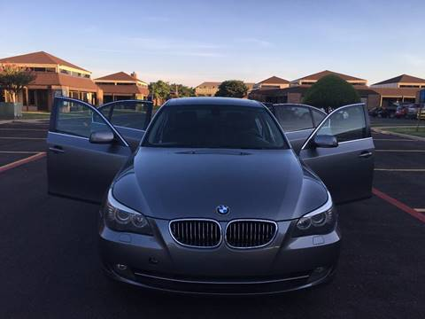 2008 BMW 5 Series for sale at Executive Auto Sales DFW in Arlington TX