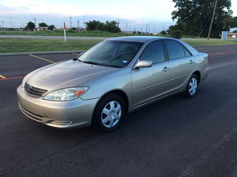2005 Toyota Camry for sale at Executive Auto Sales DFW in Arlington TX