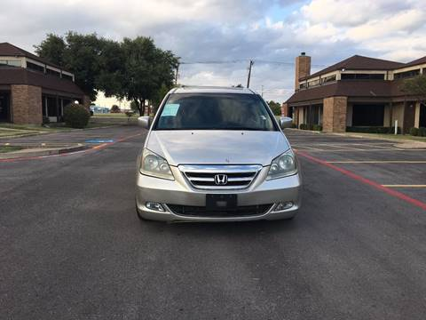 2007 Honda Odyssey for sale at Executive Auto Sales DFW in Arlington TX