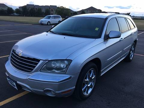 2006 Chrysler Pacifica for sale at Executive Auto Sales DFW in Arlington TX