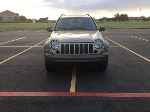 2006 Jeep Liberty for sale at Executive Auto Sales DFW in Arlington TX