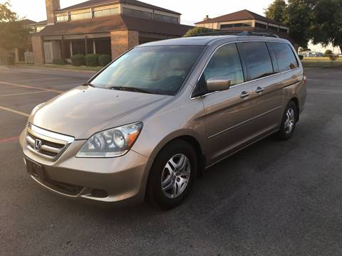 2005 Honda Odyssey for sale at Executive Auto Sales DFW in Arlington TX