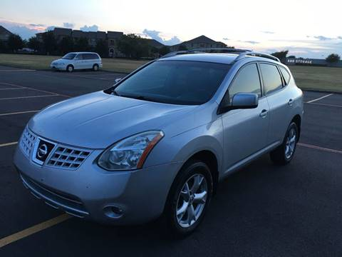2009 Nissan Rogue for sale at Executive Auto Sales DFW in Arlington TX