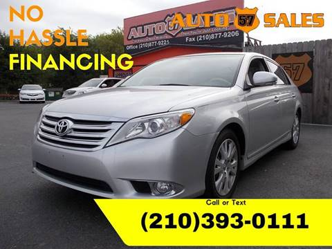 2011 toyota avalon for sale texas. Black Bedroom Furniture Sets. Home Design Ideas