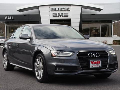 2014 Audi A4 for sale in Bedford Hills, NY